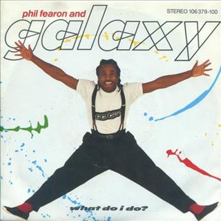 Phil Fearon & Galaxy What do I do  (1984)
